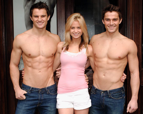 abercrombie fitch models