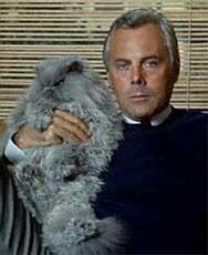 Armani and feline
