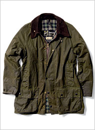 Barbour Beaufort jacket