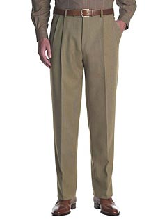 Brooks Brothers cavalry twill trousers