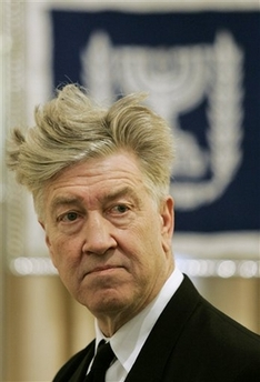 David Lynch's hair
