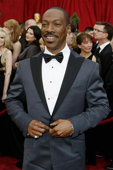 Eddie Murphy in tux