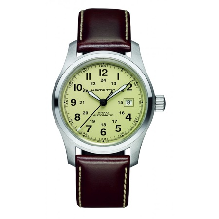 Hamilton Mens Khaki Watch