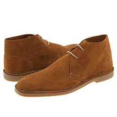 Hugo Boss suede boots