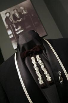 Johnny Cash's first black suit