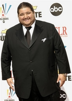 Jorge Garcia in formal wear