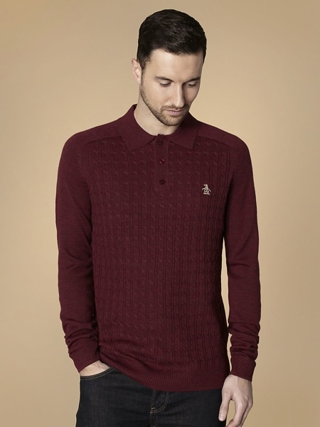 Mabley Cabley Merino Wool Jumper