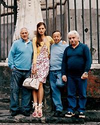 Neapolitan taxi drivers