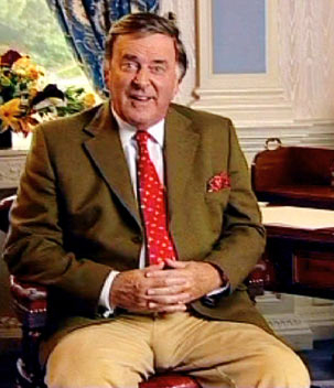 Terry Wogan's trousers