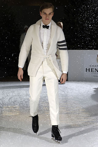 Thom Browne winter white