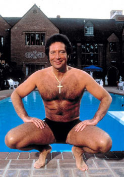 Tom Jones in Speedo