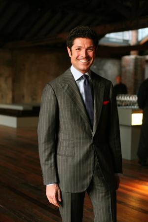 Valentino CEO Matteo Marzotto