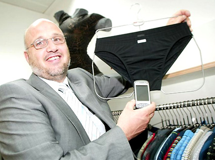 cell phone radiation underwear