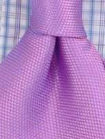 Ben Silver natte tie close-up
