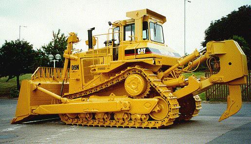 Caterpillar D-9