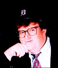 Clean Shaven Michael Moore