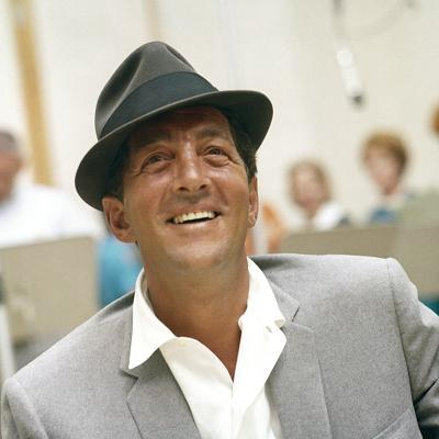 Dean Martin in camp collar