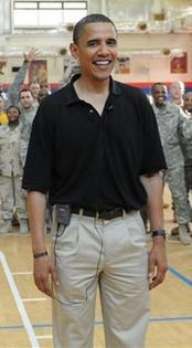 dorky Obama