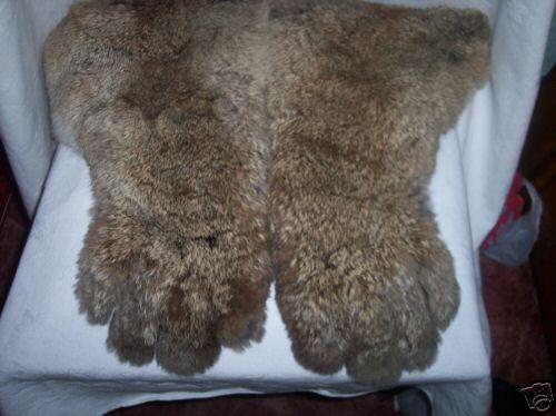 fur gloves top