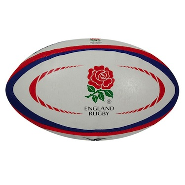 England - Rugby Ball