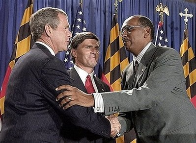 Maryland Governor Michael Steele