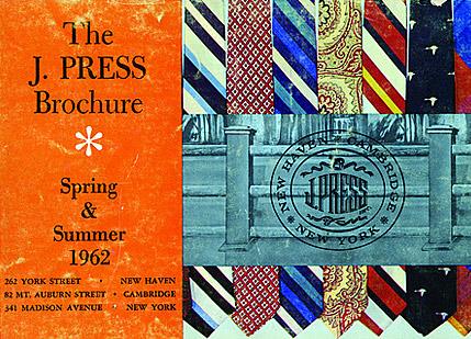 J Press catalog