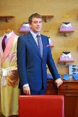 James Cook of Turnbull & Asser