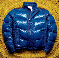 Moncler puffy parka