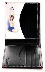 Paul Smith nude lady wallet