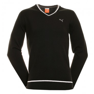 Puma  V-Neck Golf Sweater