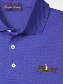 Ralph Lauren jumping horse logo