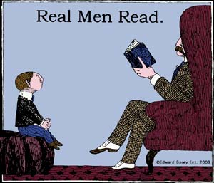 Real Men Read t-shirt