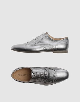 silver Yoox shoes