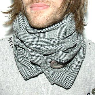 SoloUniko Origami scarf