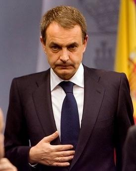Spanish Prime Minister Zapatero