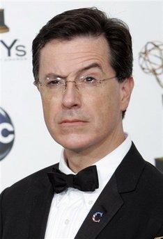 TV Colbert Colmes