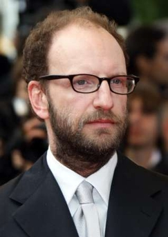 Steven Soderbergh with neck beard