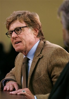 tweedy Robert Redford