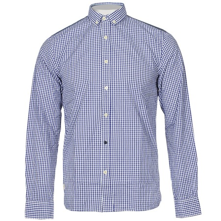 Weekend Offender Dhanni Gingham Shirt