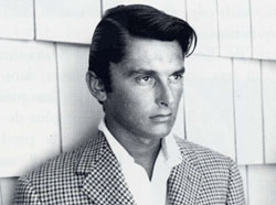 young Robert Evans